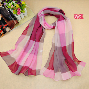 Spring Wholesale women silk scarves