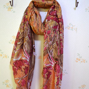 Wholesale Germany100% cotton scarf
