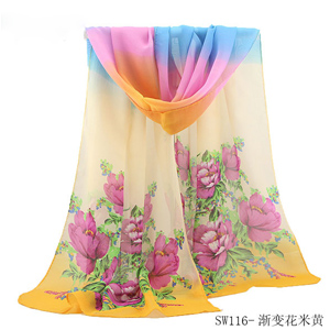 Fashion wholesale women Chiffon  scarves
