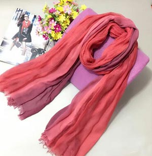 National wind modal three color excessively long silk scarf wholesale