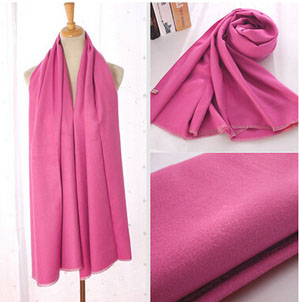 Pure color imitation cashmere shawl wholesale