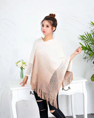 woollen cape shawl scarves wholesale