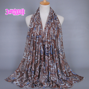 cashew cotton scarf print hand scarves