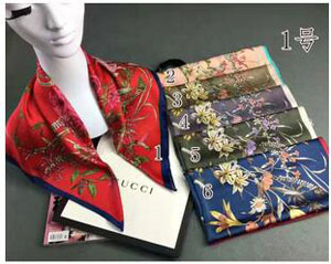 Square emulation silk satin towel female scarf wholesale