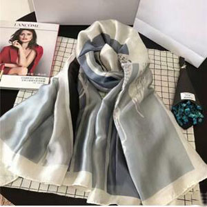 Color matching pony scarves wholesale