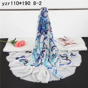 Dark colored female cashmere scarf wholesale