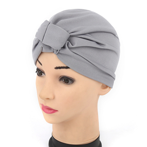 Stretch thin monochrome Muslim head scarf wholesale from china