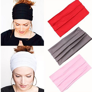 China wholesale fold wide head scarf