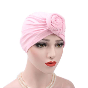 Cotton solid color headscarf wholesale froom china