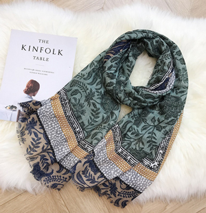 China cotton linen scarf shawl wholesale