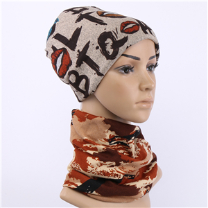 Wholesale printed cashmere warm scarf