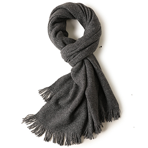 Wholesale Inner Mongolia thick warm 100% cashmere scarf