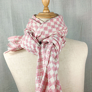 Warm knitted cashmere scarf wholesale