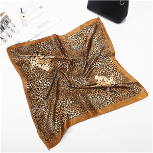 China wholesale leopard print scarf