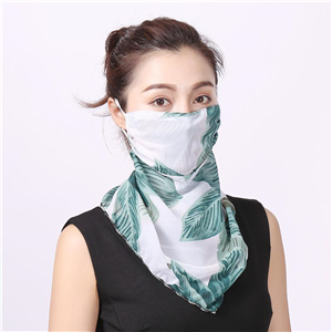 China wholesale sunscreen triangle scarf