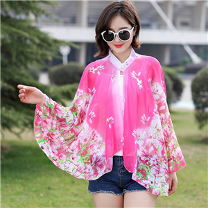 Wholesale chiffon printed scarf