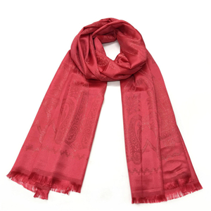 Wholesale solid color printed muslim scarf