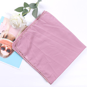 Chain overhang square scarf wholesale