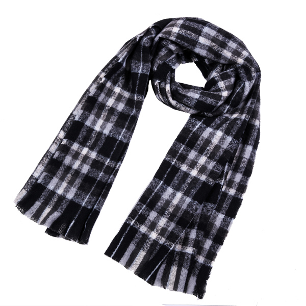 2021 striped cashmere scarf manufacturers china