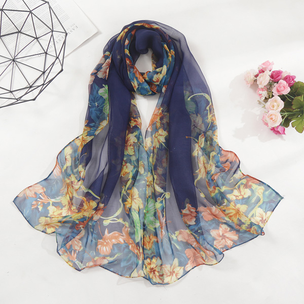 Cheap silk scarves wholesale china digital printing