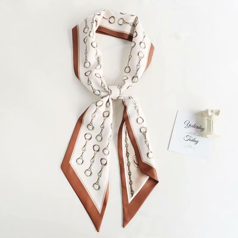 Wholesale Head Hair Highlights Tie Scarf