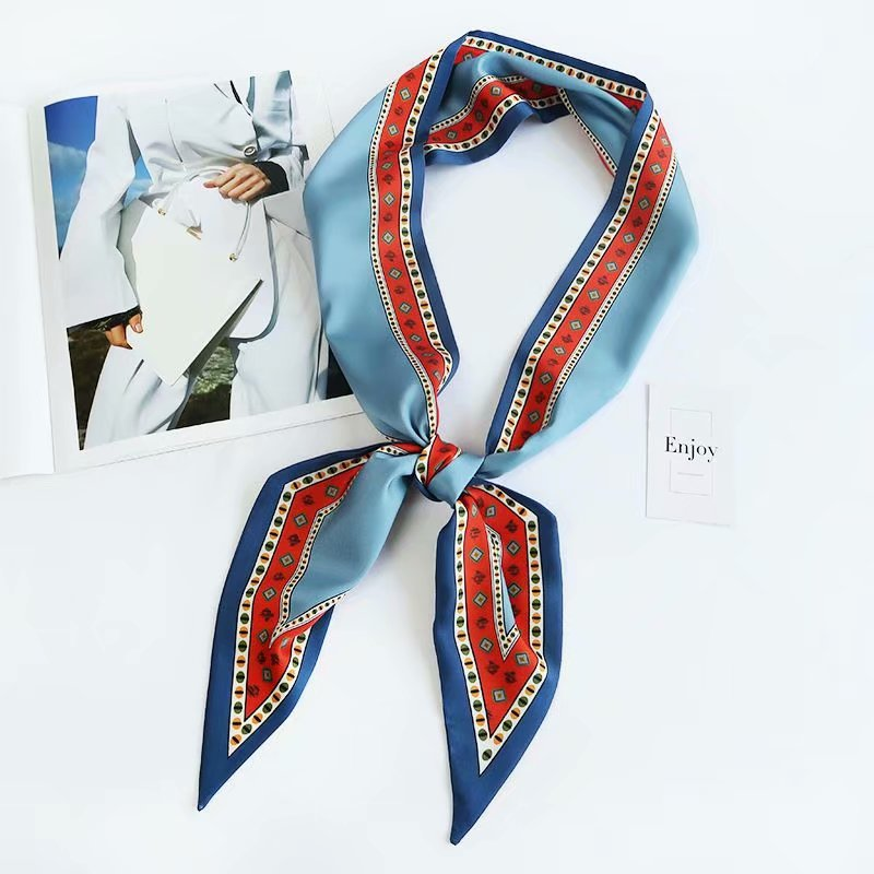 Women Headband Silk Tie Scarf Indonesia Wholesale