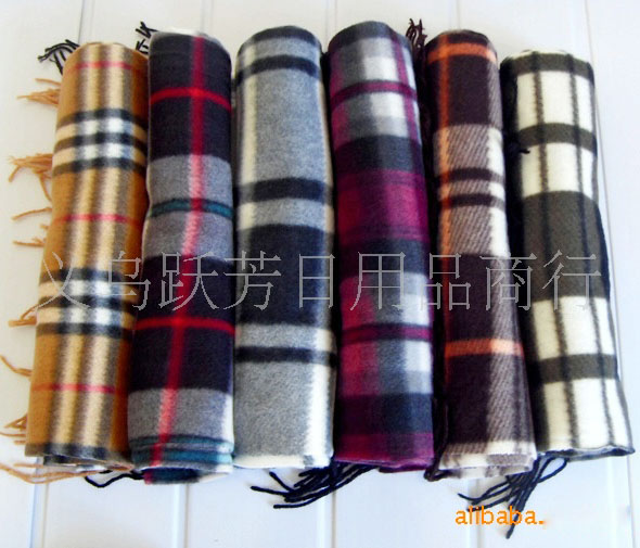 Fleece scarves