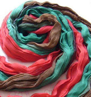 Fashion Cotton Scarf Shanghai scarves