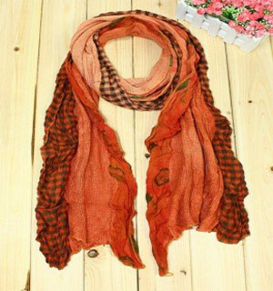 Los Angeles scarves cotton scarf
