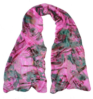 Silk scarves for women wholesale
