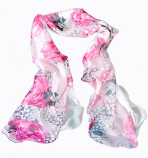 silk scarf printers uk