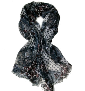 Cool thin scarves