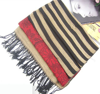 Japan fashion shawl