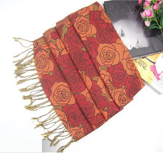 Popular flowers Scarf/Shawl