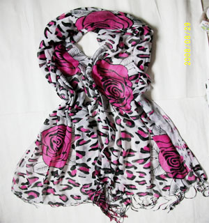 Italian cotton scarves