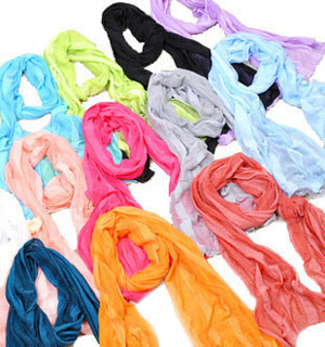 yiwu cheap scarves