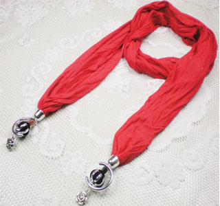 2011 Fashion pendant scarves