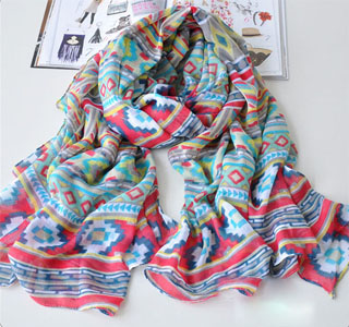Paris Fashion Scarves