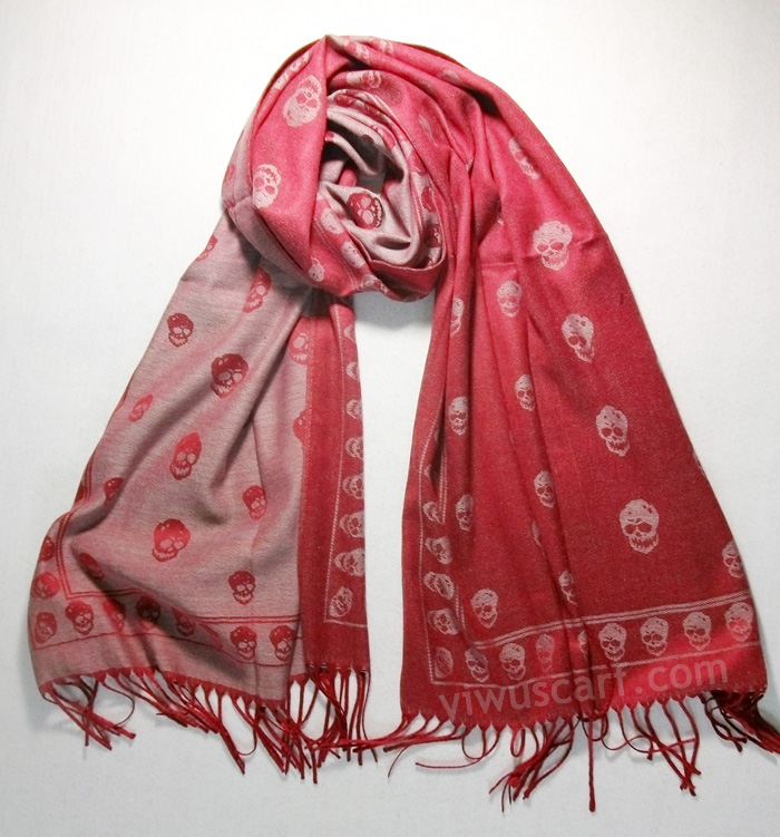 Kito mercerized cotton scarves