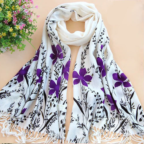 2012 cotton twill scarves