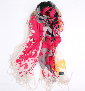 Cashmere scarves for women