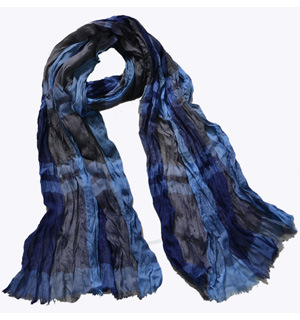 Bohemian cotton scarves