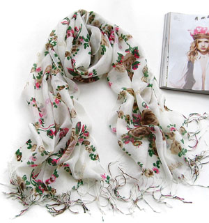 Australian cotton scarf