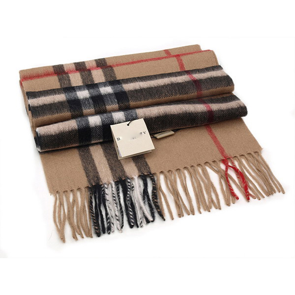 Brown Pashmina Wool Scarves Top Quality