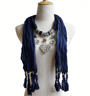 Wholesale pendant scarf Texas scarves