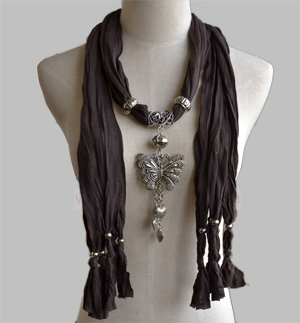 cheap scarf wholesale pendant scarf
