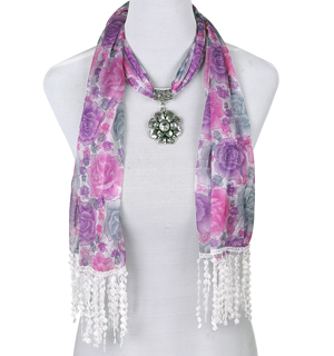 scarf jewelry accessories