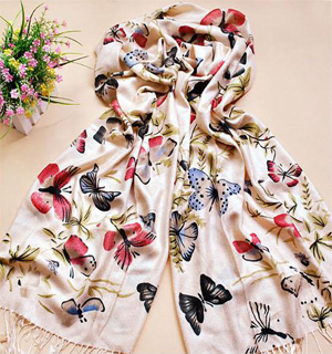 Imitation cashmere wholesale scarf