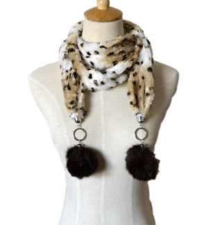 pendant scarf necklace wholesale online