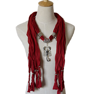 Scorpion jewelry accessories scarves